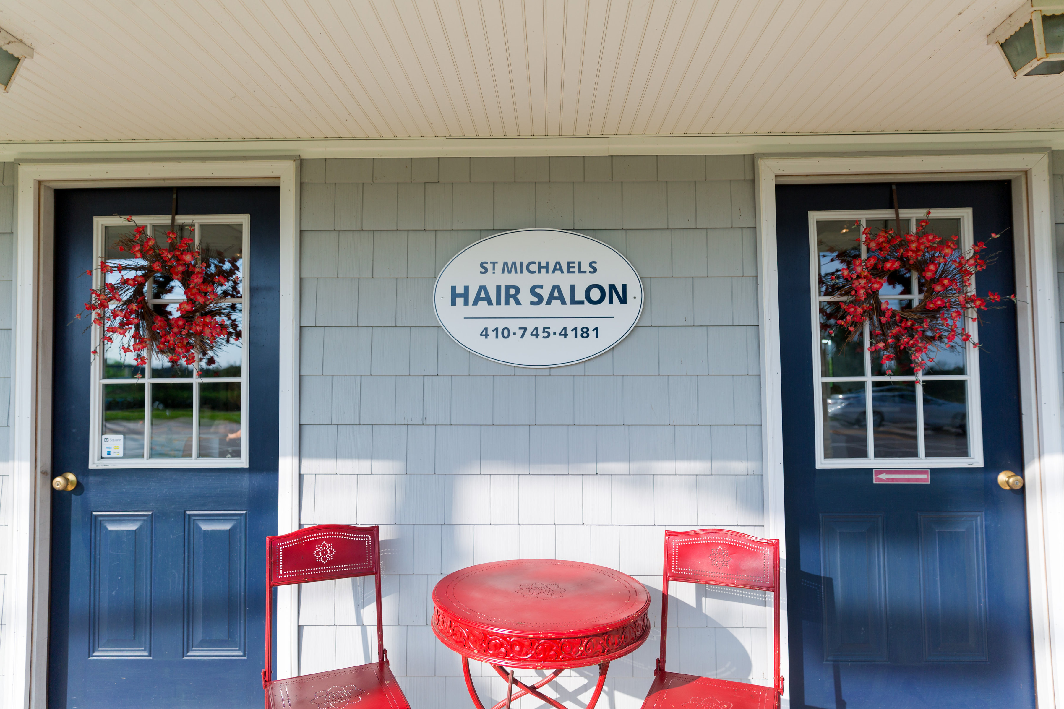 Home St Michaels Hair Salon